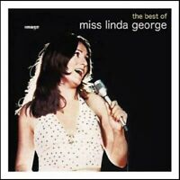 LINDA GEORGE - THE BEST OF MISS LINDA GEORGE CD ~ MAMA'S LITTLE GIRL  70's *NEW*