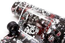 (32 EUR pro m²) 50x150cm Stickerbombfolie Stickerbomb Autofolie aufkleber
