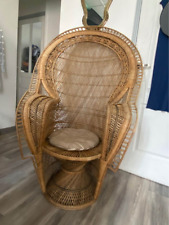 antique chair 1 person