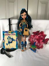 Monster High Cleo De Nile Doll Bloom and Gloom HTF