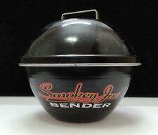 Cajita Metalica Retro - Smokey Joe - Articulo de coleccion - Bender -