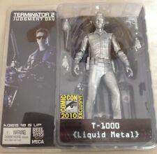 NECA Terminator 2 Judgement Day Comic Con 2010 Exclusive T-1000 Liquid Metal NIB