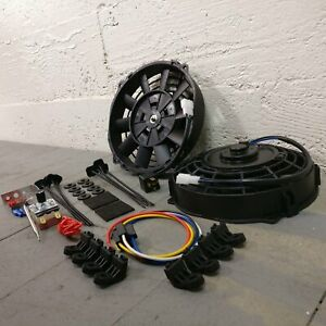 1968 - 1971 Ford Mercury Torino and Montego 8 DUAL FANS Air Cooling Fan