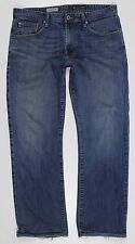 AG Adriano Goldschmied the Hero Relaxed Blue Jeans MENS 34 x 31 zip fly USA