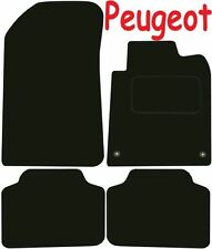 Peugeot 407 DELUXE QUALITY Tailored mats 2003 2004 2005 2006 2007 2008 2009 2010