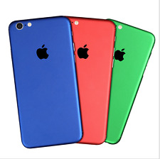 iPhone Foil 3 Colour Vinyl Skin Sticker Skin Wrap Cover Case ALL IPHONES