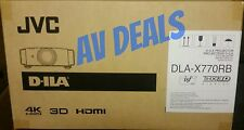 JVC DLA-X770R Home Theater Projector 1900 Lumens Brightness 4K e-shift4 3D THX