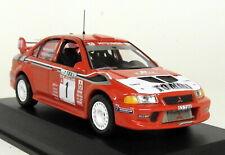 Altaya 1/43 Scale - Mitsubishi Lancer Evo VI N.Z Rally 1999 Diecast Model Car