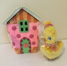 Katherine's Collection Retired Gift Box House With Chick Inside Easter Gift G