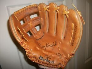 "Vintage MacGREGOR 11"" G20T  NEW YORK METS RAY KNIGHT BASEBALL GLOVE - NICE"