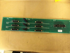 ABB Kent-Taylor Chassis Board 125S2000-1 Circuit Board Fire Alarm