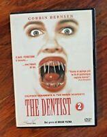 The Dentist 2 1998 ‧ Film orrore thriller Regia Brian Yuzna Corbin Bernsen DVD