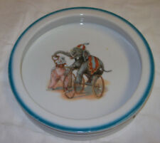 Vintage Child's Bowl Circus