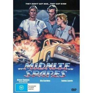 Midnite Spares Bruce Spence (Classic Film Dvd)