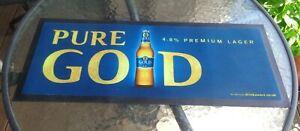 fosters gold bar runner