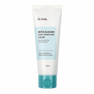 [iUNIK] Beta Glucan Daily Moisture Cream 60ml