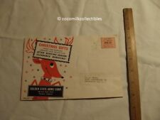 1950's Advertising Mailer Golden State Arms Corp 308 Winchester Rifle Santa Fe