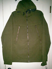 Timberland Earthkeeper Green Country Hiker Hooded Jacket-US L-Retail $198-NWT