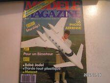 **f Modèle Magazine n°428 Bébé Jodel chez Rödel / Dardo de Modelhob
