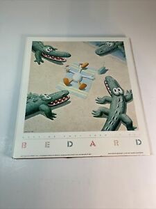"""Michael Bedard Framed lithograph """"Getting away from it all"""" 1987 10""""x11"""""""