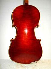 "Old Antique Vintage 1914 ""F.A. Heberlein - Stradiuarius"" Full Size Violin"