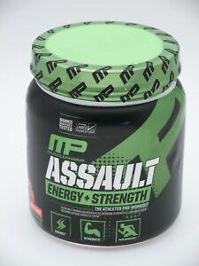 MP ASSAULT Sport Energy + Strength Pre-Workout FRUIT PUNCH X 30 (exp 05/2022)