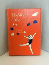 Vintage 1980 The World of the Arts Hardcover Child Horizons Book