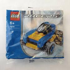 Lego Racers - 4309 Blue Racer NEW SEALED
