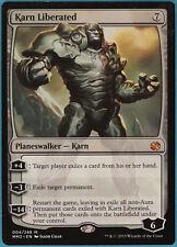 Karn Liberated Modern Masters 2015 SPLD Mythic Rare CARD (ID# 58343) ABUGames