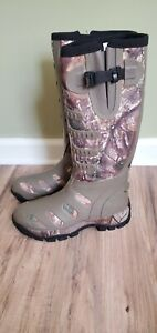 "BANDED 17"" BREATHABLE KNEE HUNTING BOOT UNINSULATED REALTREE XTRA SIZE 9"