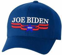 Joe Biden for President Star 2020 Embroidered Flex Fit Fitted Hat BIDEN 2020