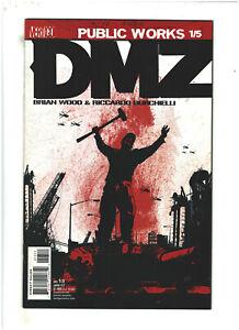 DMZ #13 VF+ 8.5 Vertigo Comics Brian Wood 2007