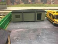 1/76.. 00 gauge 3D printed portable site office
