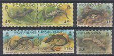 Pitcairn Island 1993 Fauna 407-12  MNH