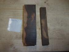 MOPANI, Messergriff + Pen Blank, Wüsteneisen Holz