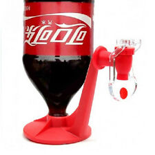 Party Bottle Drinking Water Soda Dispense Gadget Fridge Fizz Saver Dispenser Red