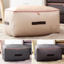 Bolsas y fundas de almacenaje marrones sin marca para el hogar