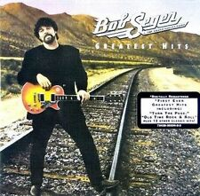 BOB SEGER & THE SILVER BULLET BAND GREATEST HITS CD BRAND NEW