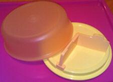 Tupperware Camembert cheese container - Genuine - NEW - Rare - Best Gift