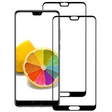 2x für Huawei P20 PRO Displayschutzfolie Hartglas 9H-Schutzpanzer Glasfolie