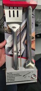 Weber Stainless  Steel BBQ Tool Set