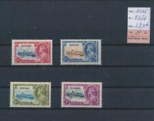 LO14361 Bahamas 1935 George V windsor castle fine lot MH cv 27,5 EUR