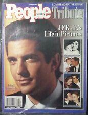 Vintage Magazine People Tribute JFK Jr Summer 1999