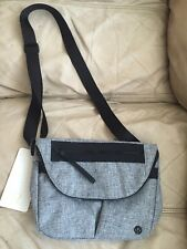 Lululemon Festival Bag II Heathered Black NWT! SOLD OUT FAST!!