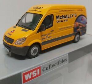 Wsi 01-1559 Mercedes Sprinter MCNALLY'S  1:50 ,neu in Ovp!