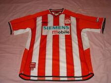 Olympiacos Soccer Jersey Olympiakos Football Shirt Maglia Maillot Trikot NEW XL