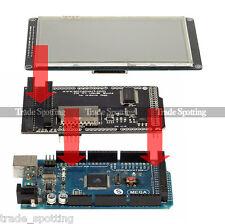 """SainSmart Mega2560 + 5"""" LCD SD Card Slot Touch + TFT LCD Shield Kit For Arduino"""