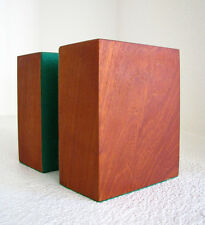 MID CENTURY MODERN BOB STOCKSDALE WEIGHTED BOOKENDS WEIGHTED EAMES