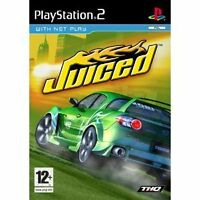 Juiced (Sony PlayStation 2, 2005) - *tested*
