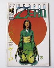 WEAPON ZERO  . N° 4 . COMICS -.  SEMIC